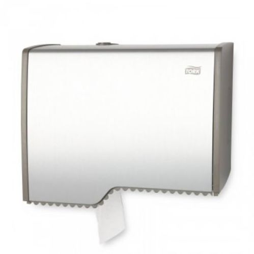 Dozownik papieru toaletowego z aluminium Tork