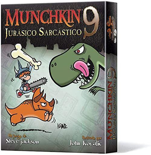Munchkin 9: Jurassic Sarclic