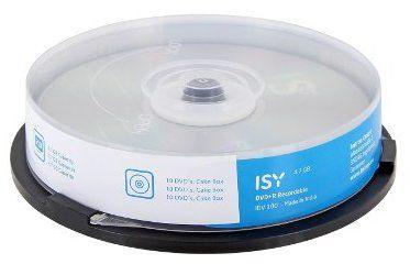 Płyty DVD-R ISY IDV 200 10szt.