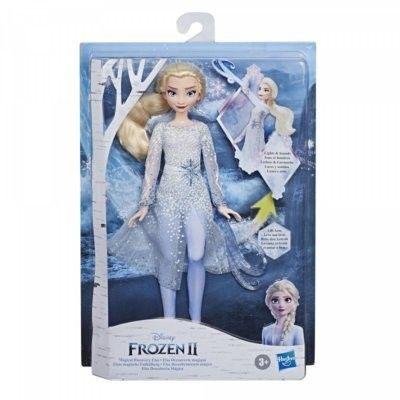 Hasbro Disney Frozen Kraina Lodu II Lalka Elsa Magiczna moc E8569