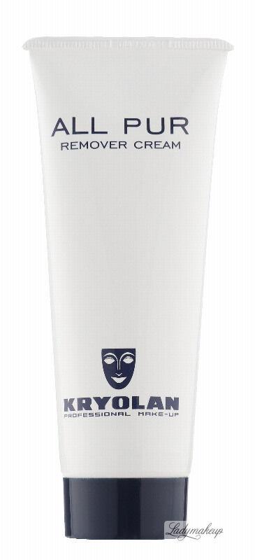 KRYOLAN - ALL PUR - Remover Cream - Uniwersalny zmywacz do produktów FX - ART. 2048