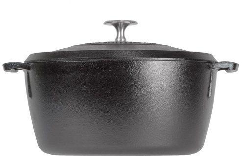 Kociołek żeliwny 5,2 L BLACKLOCK / LODGE