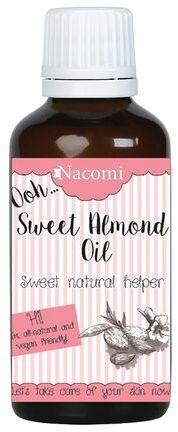 Olej ze słodkich migdałów rafinowany Nacomi ECO 30/50/250 ml