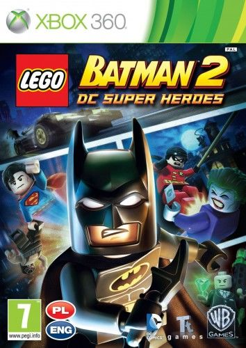 LEGO Batman 2 DC Super Heroes X360