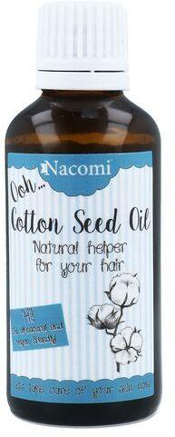 Olej z nasion bawełny rafinowany Nacomi ECO 30/50/250 ml