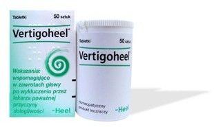 Heel Vertigoheel tabletki