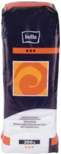 Bella Wata opatrunkowa bawełniano-wiskozowa 100 g