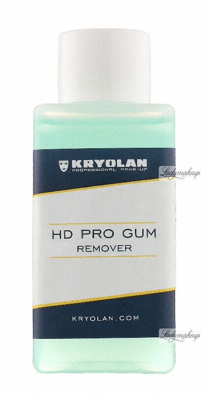 KRYOLAN - HD PRO GUM - REMOVER - Zmywacz do kleju - 50ml - ART. 2015