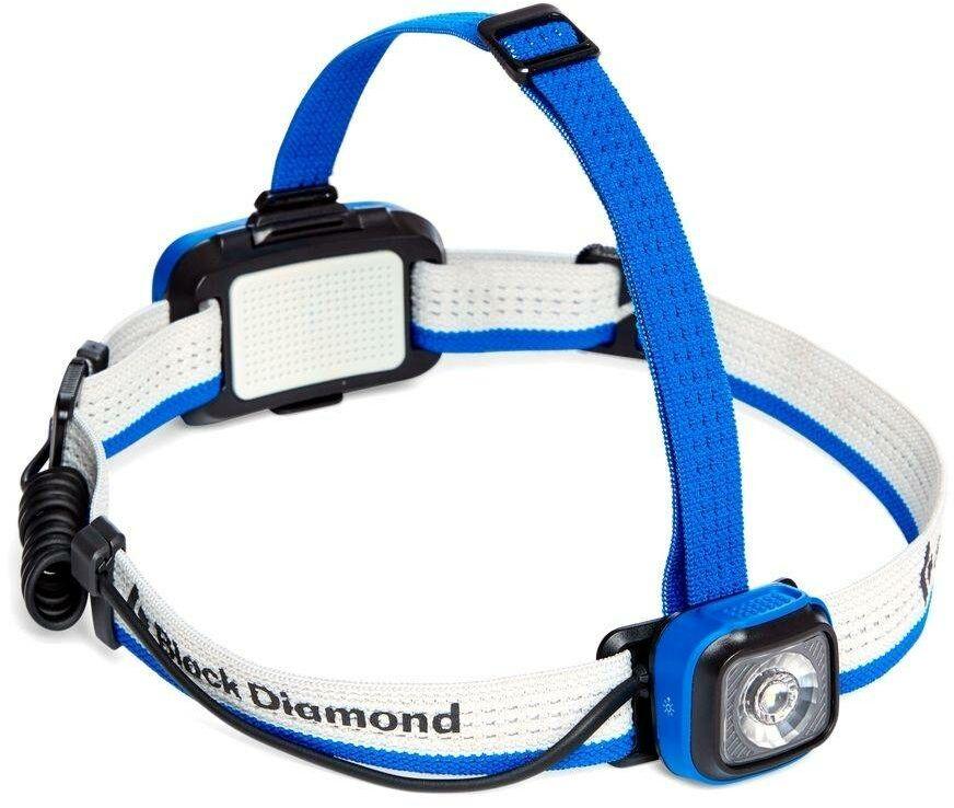 Czołówka do biegania Sprinter 500 Black Diamond - ultra blue