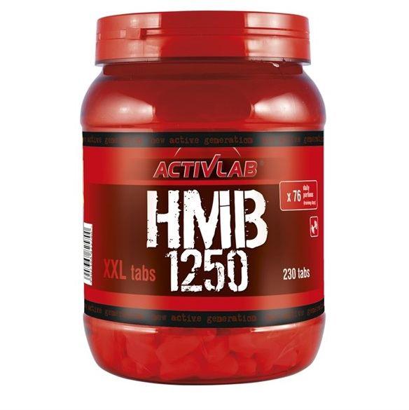 HMB 1250 XXL Tabs 230tabs