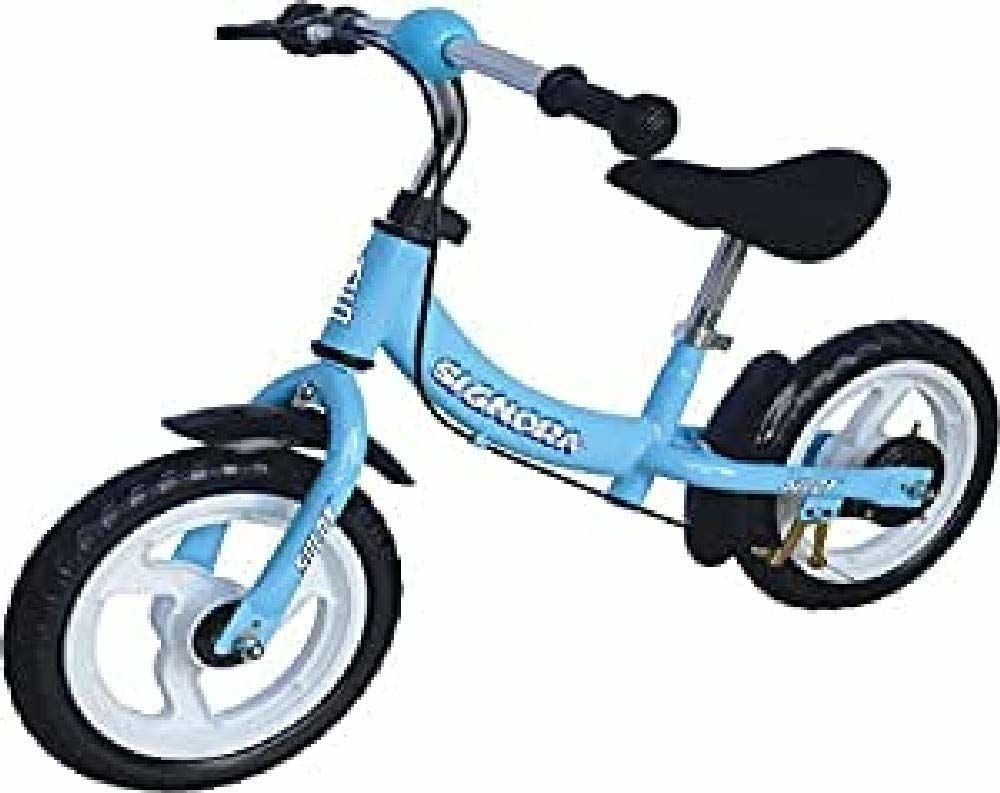 SULOV rower dziecięcy SULOV SIGNORA, niebieski, 12 cali, ODRAZ-SIGNO-2