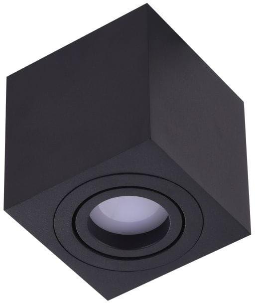 Oprawa sufitowa BRANT SQUARE SMART (BLACK) SET AZ3725 - Azzardo