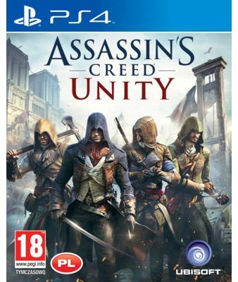 Gra PS4 Assassins Creed Unity