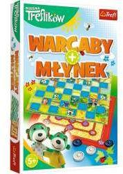 Gra Warcaby i Młynek Trefliki (GXP-738789)
