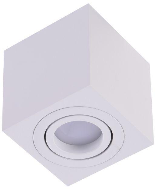 Oprawa sufitowa BRANT SQUARE SMART (WHITE) SET AZ3726 - Azzardo