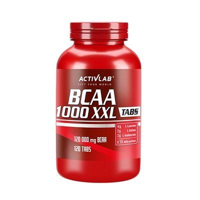 BCAA 1000 XXL 120tabs