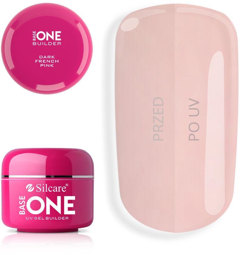 Base One Żel UV French Pink Dark 30 g