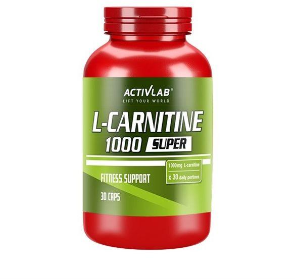 L-Karnityna 1000 30caps