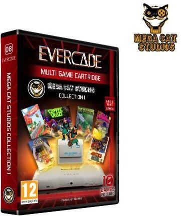 Evercade Mega Cat Studios Kolekcja 1