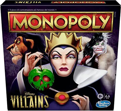Hasbro Monopoly - Monopoly Disney, F0091103
