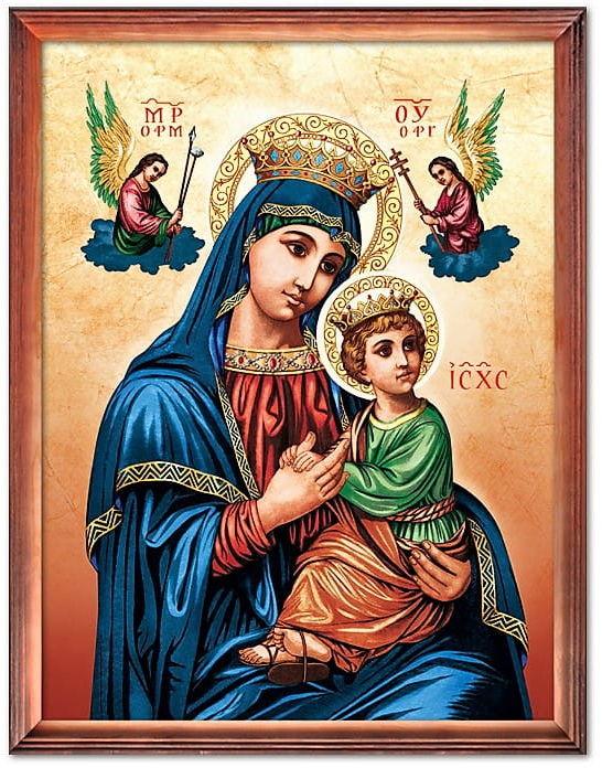Obraz Matka Boża Nieustającej Pomocy