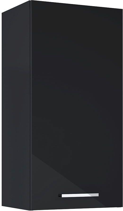 Szafka wisząca 40 Kwadro Plus Black Elita (167657)