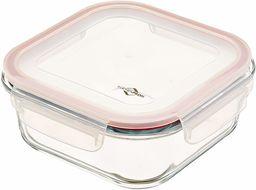 Küchenprofi Lunchbox-1001803516 pojemnik na lunch, szklany, przezroczysty, jeden rozmiar