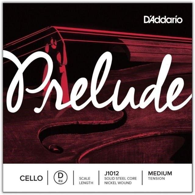 D''Addario J1012 4/4 Prelude wiolonczela struna D
