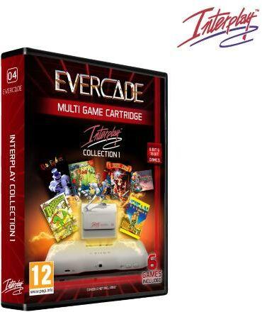 Evercade Interplay Kolekcja 1
