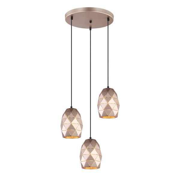Lampa zwis HARLEY MDM-3480/3A GD - Italux  SPRAWDŹ RABATY  5-10-15-20 % w koszyku