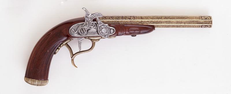 Replika pistoletu kapiszonowego k1103 L