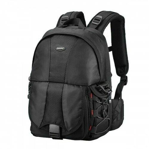 Benro plecak F101LN czarny+czarny