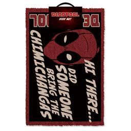 Deadpool - wycieraczka