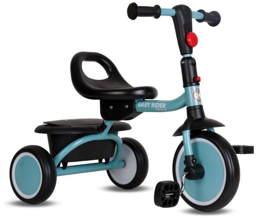 Rowerek trójkołowy Easy Rider- niebieski Sun Baby