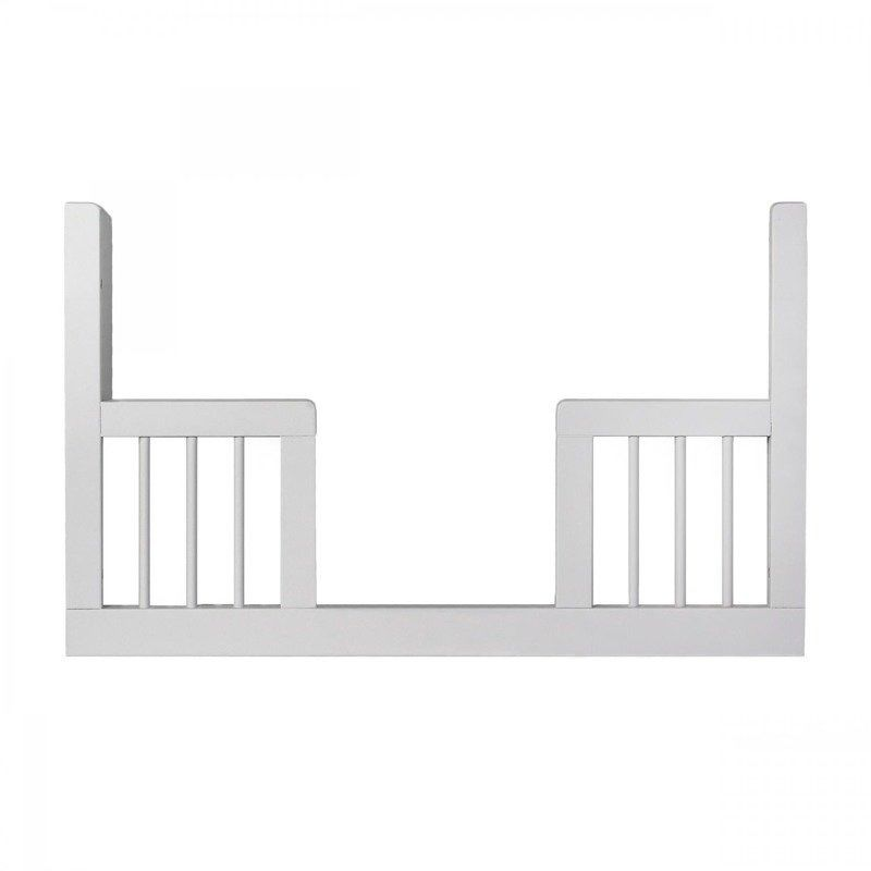 Wymienny bok do łóżeczka lukas 120x60 toddler rail troll nursery