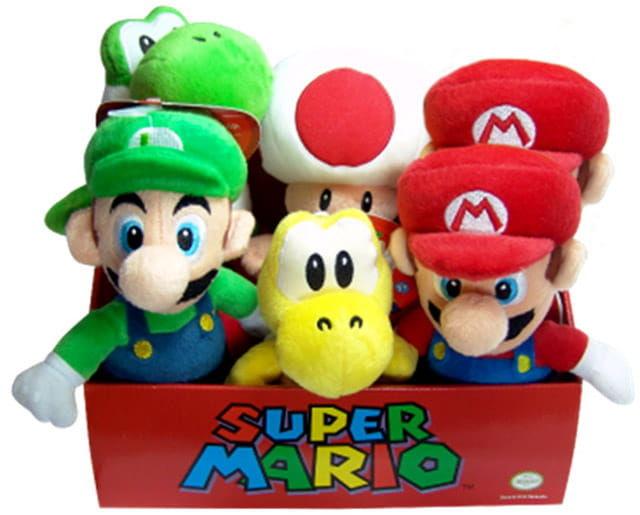 Super Mario - Pluszak