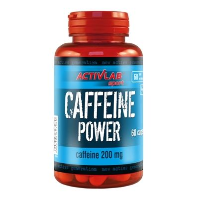 Caffeine Power 60caps