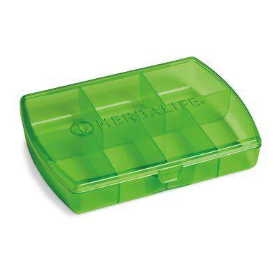 Pudełko na tabletki - średnie