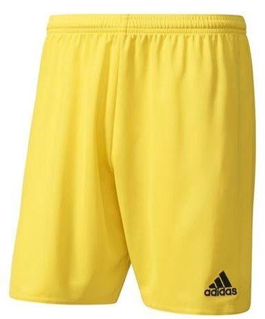 Spodenki adidas Parma Junior AJ5885 żółte