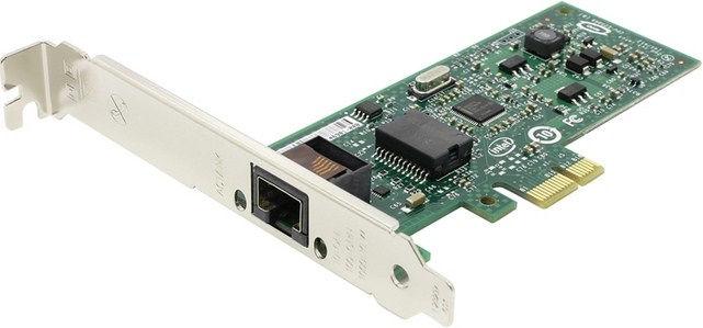 Intel EXPI9301CTBLK karta sieciowa Wewnętrzny 1000 Mbit/s
