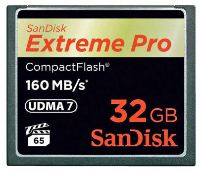 SanDisk CF Extreme PRO 32GB SDCFXPS-032G-X46 UDMA7