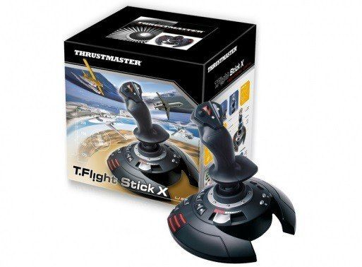 Thrustmaster Joystick T.Flight Stick X PS3 PC