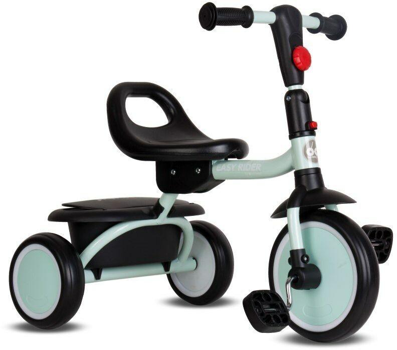 Rowerek trójkołowy Easy Rider miętowy Sun Baby