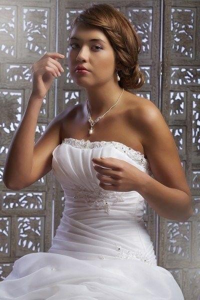 MAK-Biżuteria KPL 161 KOMPLET Z KRYSZTAŁÓW SWAROVSKI ELEMENTS, biżuteria ślubna