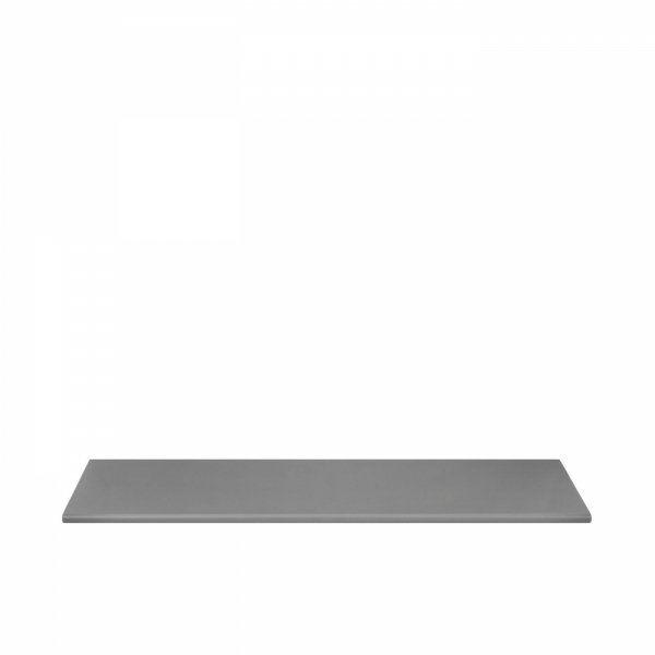 Blomus PANOLA Półka Ścienna - Deska do Półki - Steel Gray