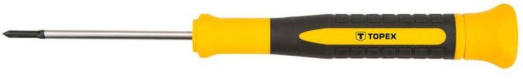 Wkrętak krzyżowy precyzyjny PH00 x 50 mm obrotowa nasadka hartowana magnetyczna końcówka 39D774
