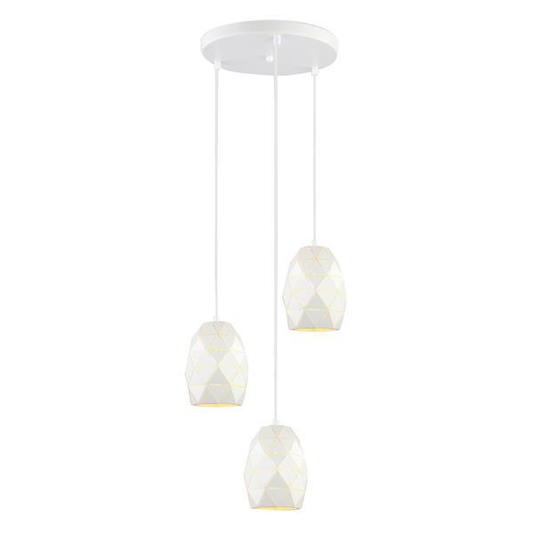 Lampa zwis HARLEY MDM-3480/3A W - Italux  SPRAWDŹ RABATY  5-10-15-20 % w koszyku