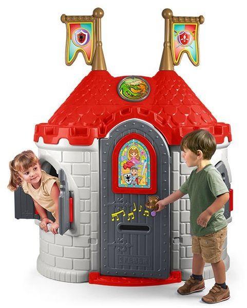 FEBER Średniowieczny Zamek z dźwiękiem