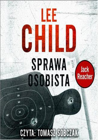 Jack Reacher. Sprawa osobista - Audiobook.