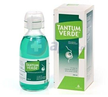 Tamtum Verde lek na ból gardła płyn, 240 ml